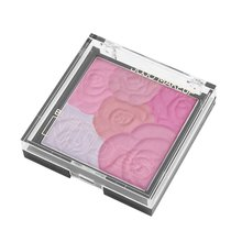 Blusher Natural Blush Powder Palette Women Cosmetic Professional Smooth Beauty Facial Gloss Long-lasting 3D Makeup 6colors blush