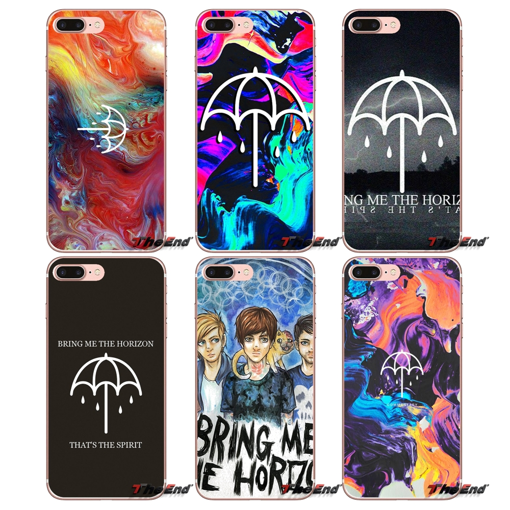 Bring Me The Horizon That S The Spirit Case For Apple iPhone X 4 4S 5