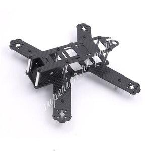 Image 5 - מיני 210mm 210 QAV210 180mm 180 QAV180 טהור סיבי פחמן Quadcopter מסגרת ערכת עבור LS 210 FPV מירוץ Drone