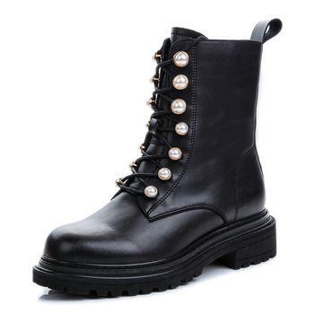 soerben black pu ankle boots plus size boots women high thin heels pointed toe zipper zapatos mujer bottine femme real boot Genuine Leather Boots Women's Winter Shoes Woman Boot Ankle Boots for Women Shoes Ladies Fashion Bottine Femme Chaussures Black