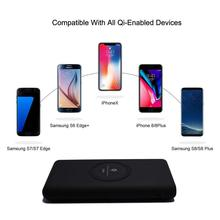 Wireless Charger Charging Powerbank iPhone XS Max XR X Samsung S9 S8