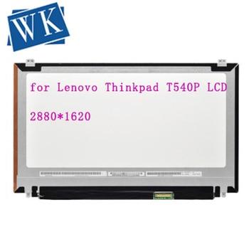 "15.6"" inch 3K IPS LCD Screen For Lenovo thinkpad T540P T550 W550s W540 W541 QHD LED LCD Screen 2880*1620"