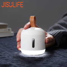 JISULIFE Lint Remover for Clothing Fuzz Pills Pellets Hair Ball Trimmer Portable Rechargeable Clothes Shaver Quitapelusas