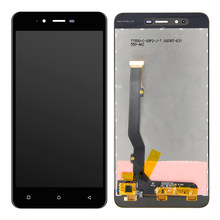 For BLU Vivo XL 2 XL2 V0070EE V0070UU LCD Display Touch Screen Digitizer Glass Panel Full set Assembly Free Tools(China)