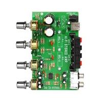 diy car TDA7056 Power Amplifier Board 2*25W 2.0 Channel Stereo Digital Audio DIY Amplifiers USB Charging For Car Home Theater DC 12V-15V (4)