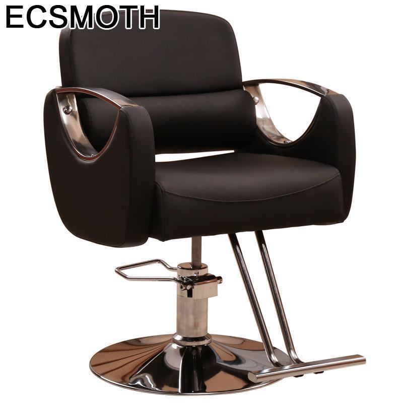 Barberia Barbero De Barbeiro Furniture Sedie Sessel Stoelen Cadeira Mueble Salon Shop Silla Barbearia Barber Chair