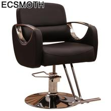 цены Barberia Barbero De Barbeiro Furniture Sedie Sessel Stoelen Cadeira Mueble Salon Shop Silla Barbearia Barber Chair