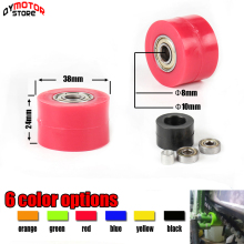 Pulley Chain Roller-Tensioner Dirt-Bike Motorcycle New 10mm Pro 8mm Pit for 125 XR CRF