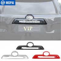 Pegatinas de para coches MOPAI para Toyota 4Runner 2010 + Accesorios de decoración para Manilla de puerta trasera de coche, Toyota 4Runner 2010 +