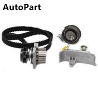 OEM 06B109243F Engine Water Pump Timing Belt Tensioner Kit For Audi A4 A6 TT VW Golf Bora Skoda Seat 1.8T 06B109477 06A121012