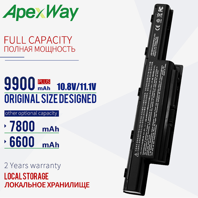 9 celle Batteria per Acer Aspire New75 AS10D31 AS10D51 AS10D61 AS10D71 AS10D41 4741 5551 5552G 5551G 5560G 5733Z 5741 5741G 7551