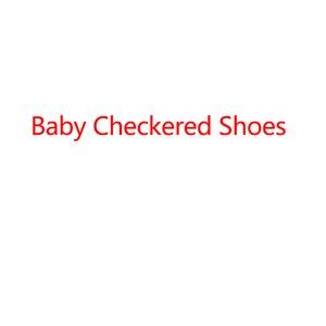 Baby Checkered Shoes(China)