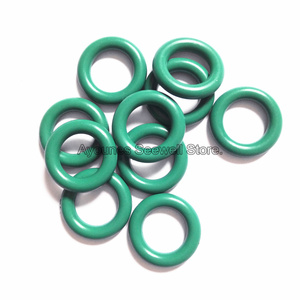 Image 2 - 200pieces/set High Temperature rubber seals o rings for Toyota  fuel injector  repair kits (AY O2015)