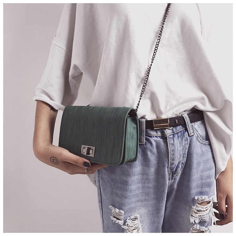 Miyahouse 高級ミニ女性のショルダーバッグファッション女性の野生の小さなフラップバッグ十代の少女ハスプデザイン女性メッセンジャーバッグ