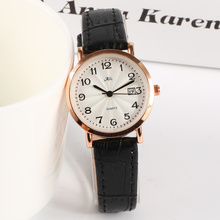 Top Brand Business Casual Women Watch Fashion Simple Small D