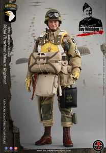 Image 2 - Soldier Story SS110 1/6 WWII US Army 101 Airborne Division 502 Regiment Paratroopers Male Soldier Action Figure Collections
