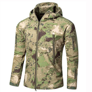 Men's Military Softshell Shark