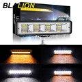 54 Вт 72 Вт 24 18 светодиодный автомобильный светильник светодиодный светильник полосные лампы для 4x4 Светодиодный светильник Бар Offroad внедорож...