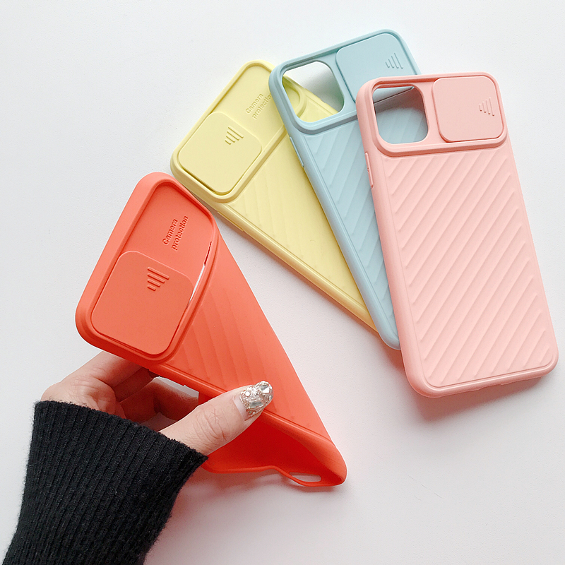 Camera Lens Protection Phone Cases For iPhone 11 Pro MAX Soft Candy TPU Cover Case For iPhone 8 7 6 6S Plus X XS Max XR 11pro 3