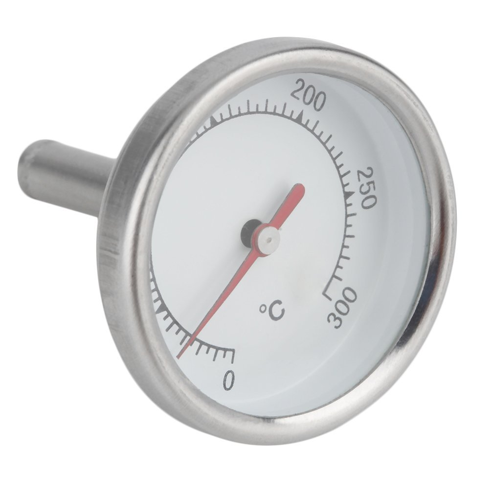 Instant Read Craft Stainless Steel Kitchen Food Cooking Coffee Milk Frothing Thermometer Practical Kitchen Thermometer