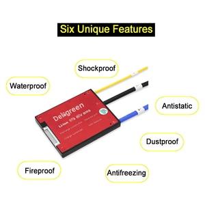 Image 3 - 14S 20A 30A 40A 50A 60A PCM/PCB/BMS ل 48 فولت 18650 LiNCM ليثيوم أيون بطارية حزمة للكهرباء دراجة سكوتر وأدوات