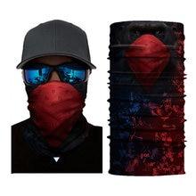 2020 Новый 3d Джокер ветрозащитный бесшовный волшебный платок