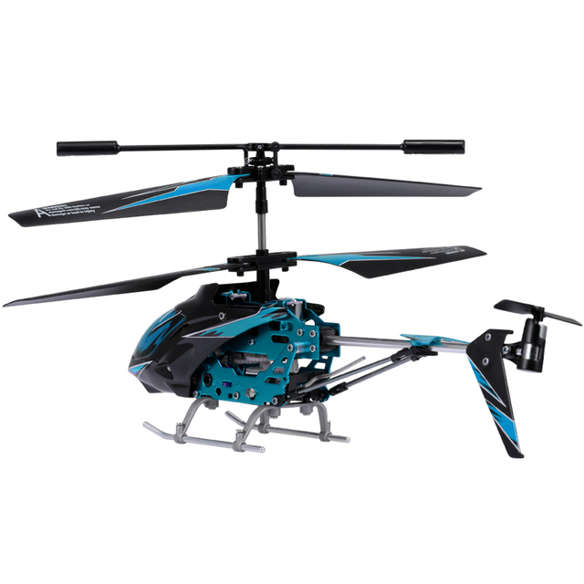 Wltoys XK S929-A RC Helicopter 2.4G 3.5CH with Led Light RC Helicopter Indoor Toys for Beginner Kids Children Blue Red Green 2
