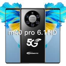 Smart Telefoon Cectdigi M40 Pro Ram 512Mb + Rom 4Gb Dual Sim Ontgrendeld Smartphone Android 4800Mah 6.1