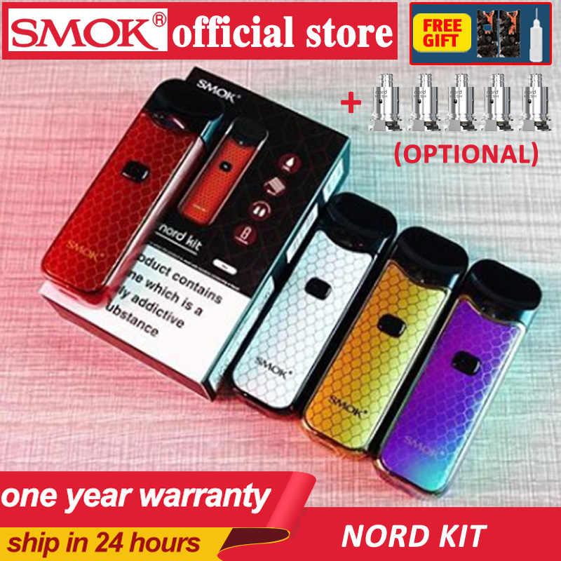 NEW! Original SMOK Nord Kit Button triggered Pod Anti