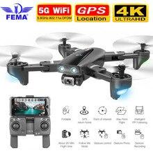 Vimilo – Drone S167 GPS avec caméra HD 4K 1080P, grand Angle 5G WIFI FPV, suivi automatique de l'altitude, RC professionnel