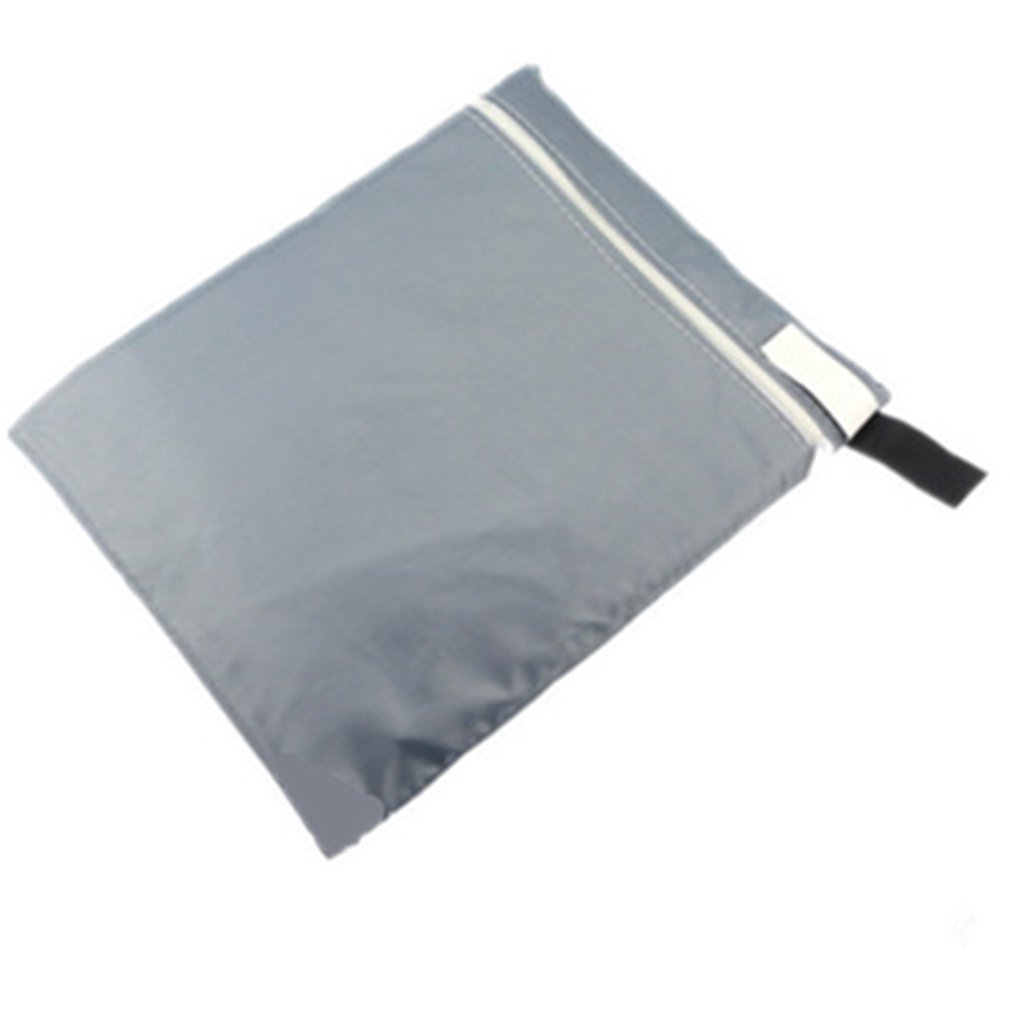210 Oxford Cloth Outdoor Folding Chair Dust Cover Protective Cover Waterproof Anti-UV Garden Furniture Protection
