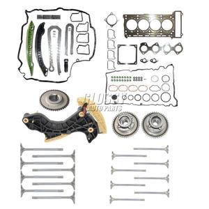 AP02 chaîne de distribution 16x soupapes d'admission et d'échappement Kit de joints de culasse pour Mercedes M271 C250 E250 SLK250 W204 W212 W212 CGI