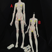 BJD SD Doll 1/4 body  A birthday present High Quality Articulated puppet Toys gift Dolly Model nude Collection