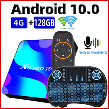 TV, pudełko Android 10 Smart TV Box TV, pudełko X88 PRO 10 4GB 64GB 32GB Rockchip RK3318 4K TVbox wsparcie Google Youtube dekoder x88pro 10.0