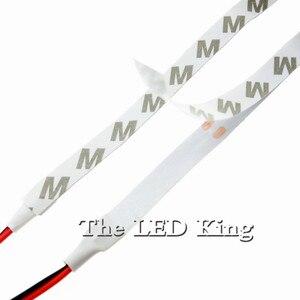 5 м или 10 м/упак. 2835 SMD еще ярче, чем 3528 5050 SMD Светодиодные ленты светильник постоянного тока 12В водить 60leds/M крытый декоративные ленты белого и синего цвета красный