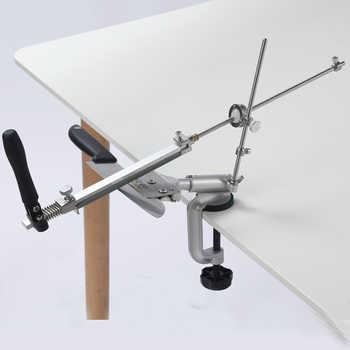 Nuovo Ruixin Pro per affilare i coltelli con 360 gradi di vibrazione Costante angolo di utensili di Rettifica Smerigliatrice macchina (Opzione 1 è macchina)