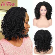 Ханне черный/коричневый/99j из искусственных волос дреды мягкие