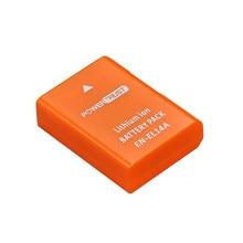 EN-EL14 1530mAh EN-EL14a EN EL14 Batterie pour Nikon Coolpix P7000 P7100 P7700 P7800 D3100 D3200 D3300 D5100 D5200 D5300 Df
