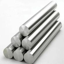 1pcs titanium rod grade GR5 metal rod diameter 10mm length 50cm, used to manufacture gas turbine