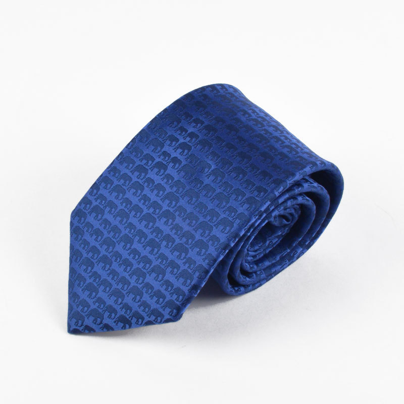 ┬Promote8.5CM 100% Real Natural Silk Mens Ties Animal Printed Neck Ties For Men Neckties Neckties