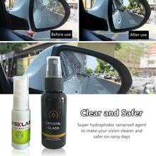 Автомобильное стекло покрытие анти-запотевание агент сочетание нано жидкий керамический комплект покрытия стекла автохимия Аксессуары Уход за краской автомобиля