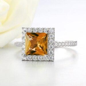 Image 2 - Kuololit Diaspore Sultaniteเปลี่ยนสีแหวนอัญมณีสำหรับสตรี 925 เงินสเตอร์ลิงแหวนหมั้นของขวัญเครื่องประดับFine