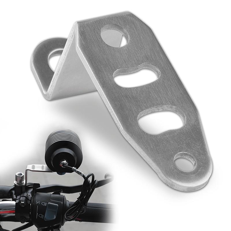 Multi-Function Mounting Bracket For Motorcycle Headlight Rearview Mirror Spotlight Turn Signal Fixed Bracket
