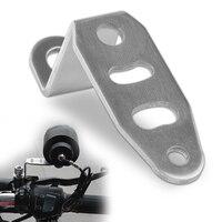Multi Funktion Montage Halterung Für Motorrad Scheinwerfer Rückspiegel Scheinwerfer blinker Feste Halterung-in Scheinwerfer-Halterung aus Kraftfahrzeuge und Motorräder bei