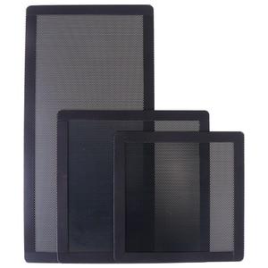 Чехол для ПК 12/14/12x24 см охлаждающий вентилятор магнитная сетка фильтра от пыли Чехол для компьютера