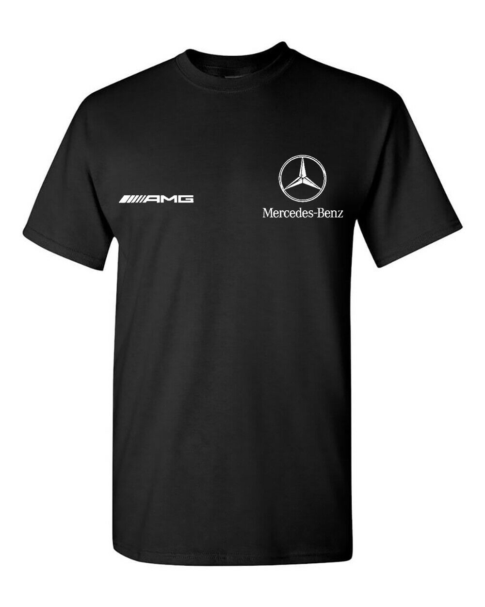 Mercedes T-Shirt T-Shirt F1 Racing Adult Gifts For Him Unisex Size S-3XL