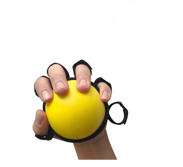 Handgriff Ball Finger Übungsübung Power Rehabilitation Training Gripper