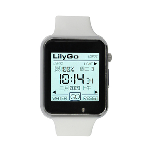 Image 4 - LILYGO® TTGO T Watch 2020 ESP32 Main Chip 1.54 Inch Touch Display Programmable Wearable Environmental Interaction