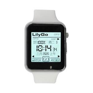 Image 4 - Lilygo®Ttgo T Watch 2020 ESP32メインチップ1.54インチのタッチディスプレイプログラマブルウェアラブル環境相互作用