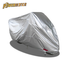 Motorcycle Cover L XL 2XL 3XL Universal Indoor Outdoor Uv Protector for Scooter All Season Waterproof Bike Rain Dustproof Cover herobiker motorcycle cover bike all season waterproof dustproof uv protective outdoor indoor moto scooter motorbike rain cover